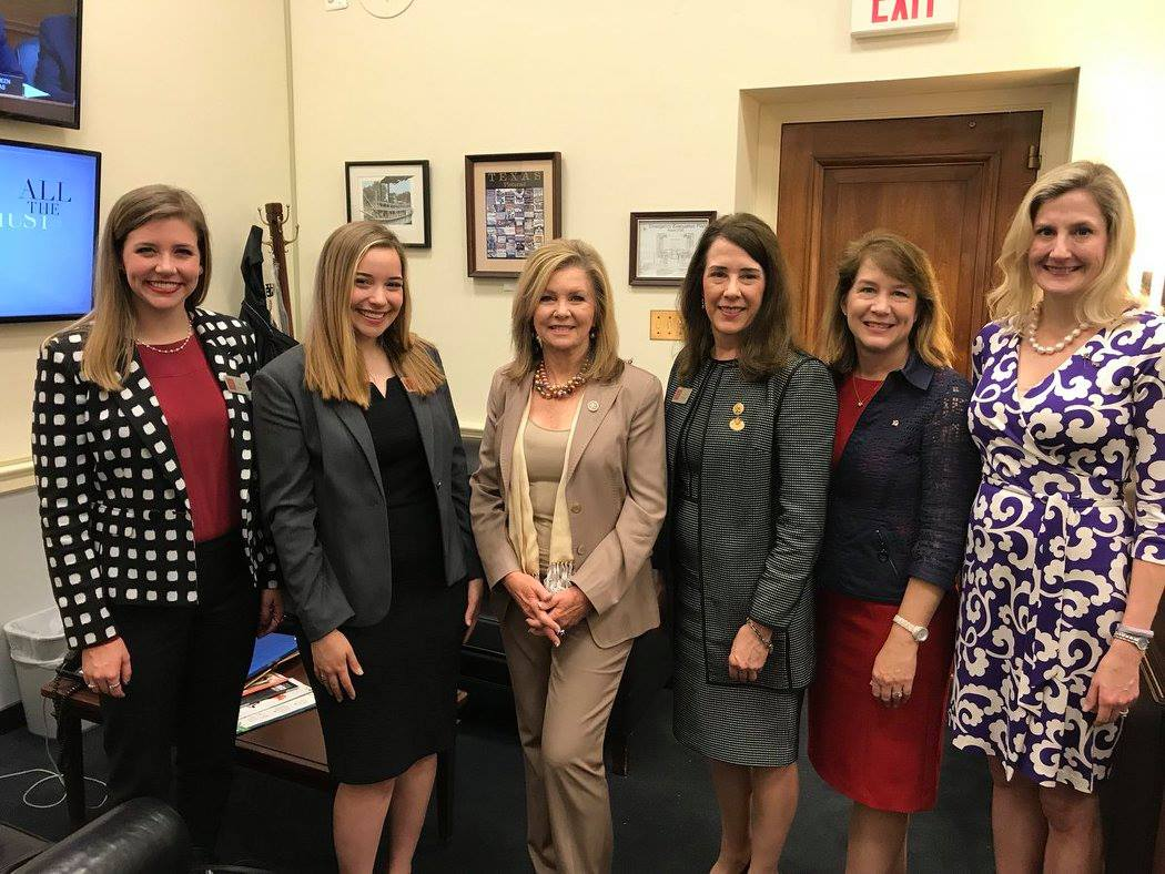 2019 Hill Visits focus on freedom of association