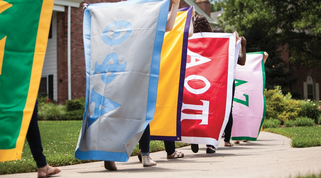 Sorority Flags