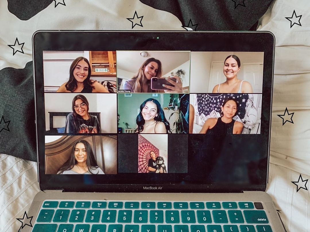 Sorority Women Are Stepping Up to Make The Virtual Sorority Experience a Success